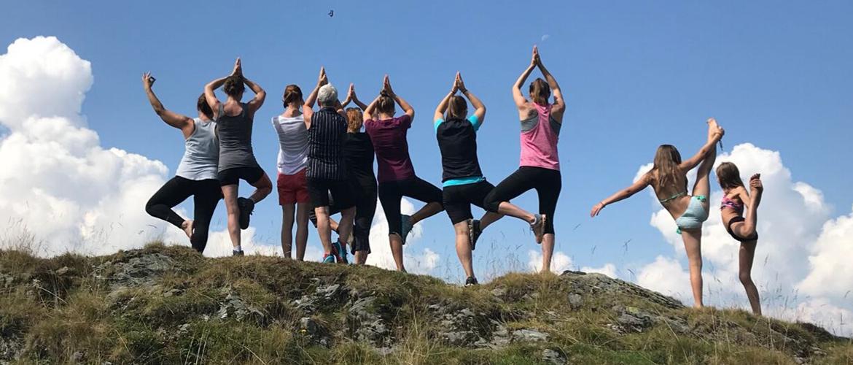 8er Kurs - Yoga in der Schwangerschaft - Niederau @ VS Niederau