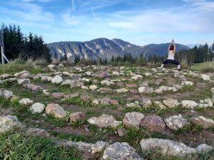 "Yoga ""Easy Flow"" - Montag @ Wohlfühlraum ""Mountain Health"""